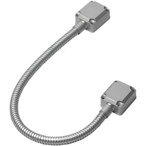 Door loop 350mm with cable protection (ID 8mm, OD 14mm)
