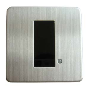 Gianni flush s/steel PIR exit switch