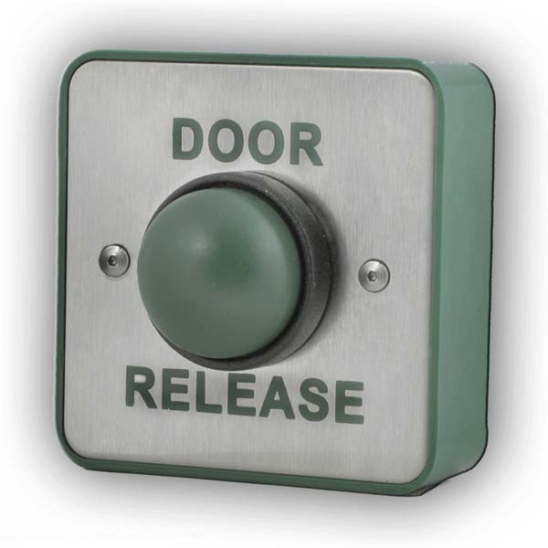 Rgl Ebgb02dr Surface Green Dome Door Release Button
