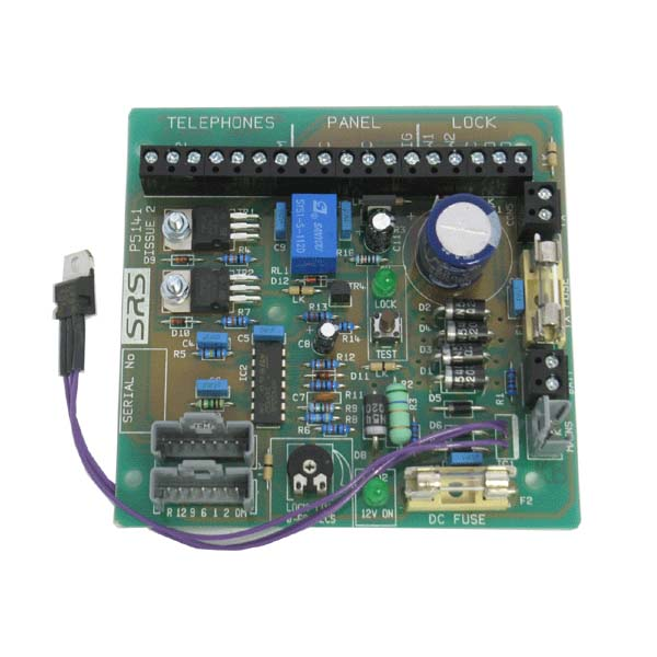 SRS - Power Supply PCB for 5141 - with Fitting Kit