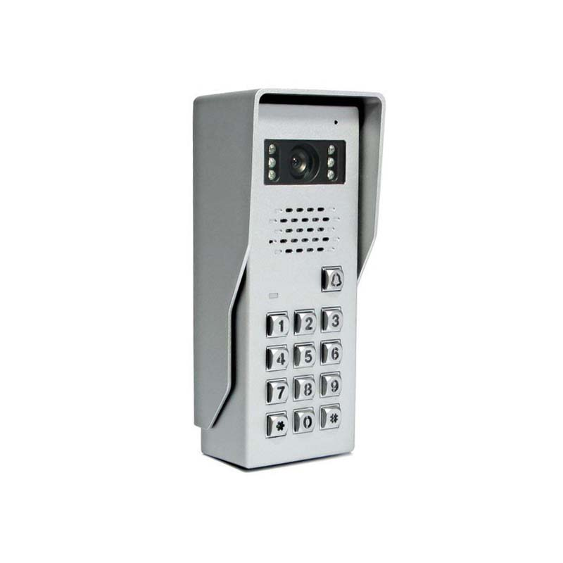 SRS - 1 Way Surface Video Kit with Keypad Panel