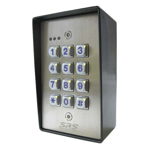 This model DC60SS from SRS is a POPULAR product within Keypads (stand alone) from our extensive range at Door Entry Direct
