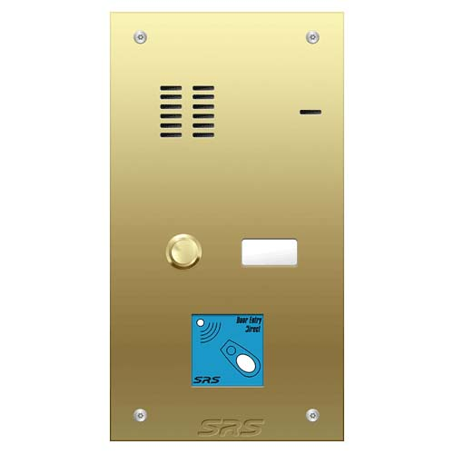 01 way VR audio brass panel, name wind. [rox. size A