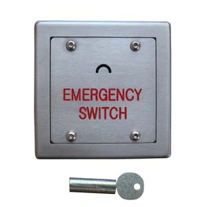 This model FS2-SS from SRS is a POPULAR product within Entry Exit Devices from our extensive range at Door Entry Direct