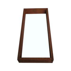 Size D3 Hardwood frame (surface mount) ext 411x187x50