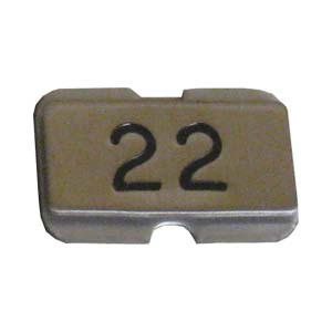 Stainless steel name plate engraved 22
