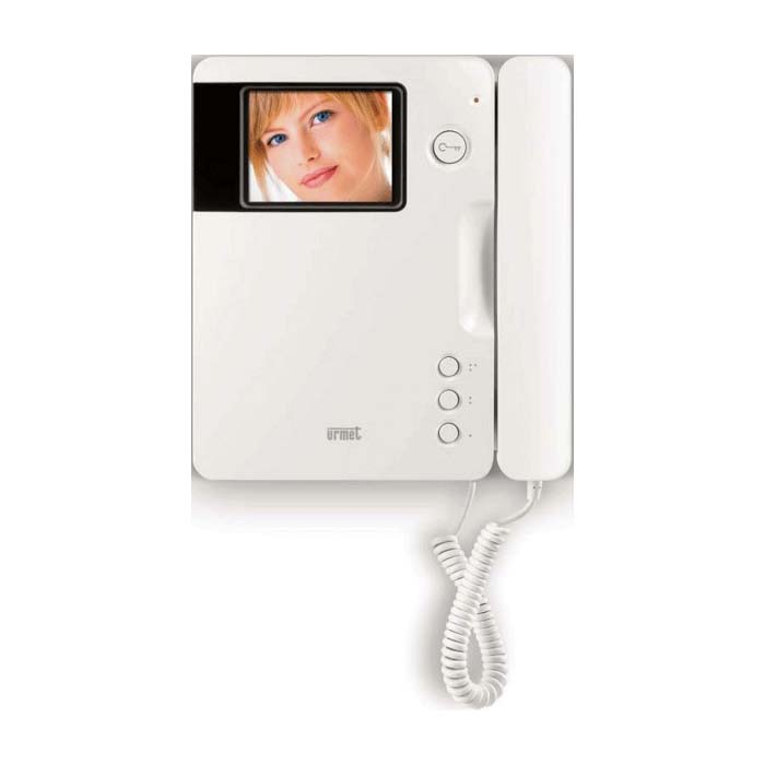 Urmet 1740 40 Signo Colour Screen Monitor With Dda