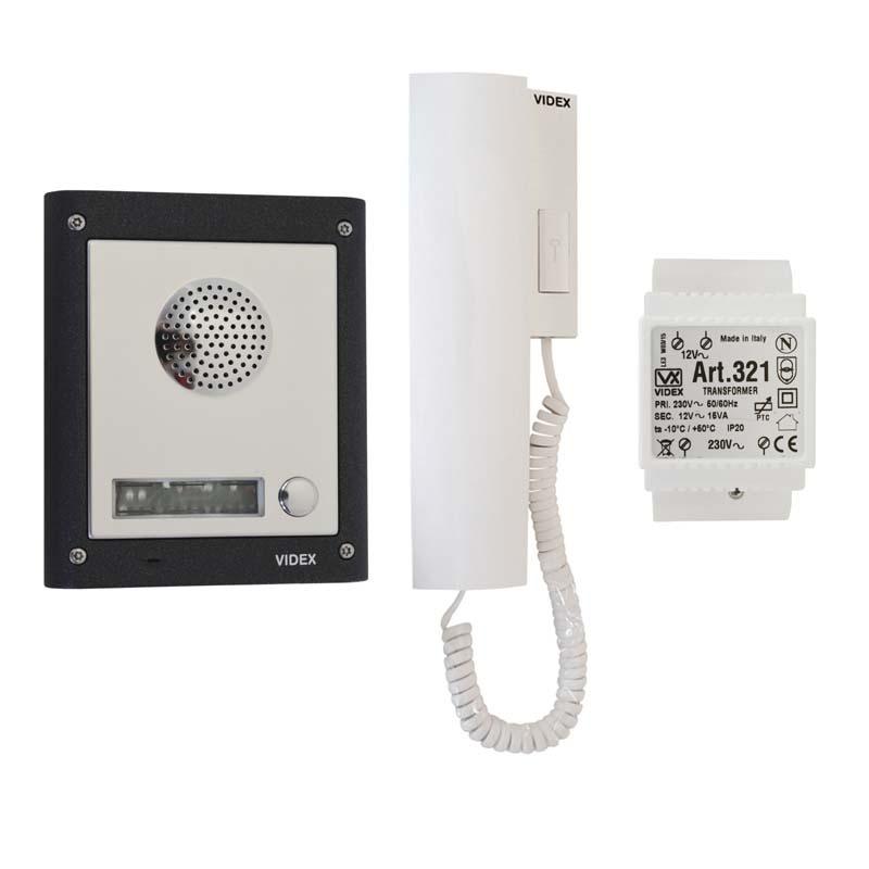 Videx 4k1s Gsm Door Entry System