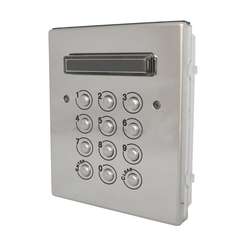 This model V-4800 from Videx is a POPULAR product within Entrance Panels from our extensive range at Door Entry Direct