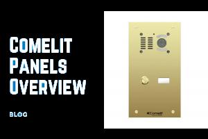 Comelit Door Entry Panels Blog