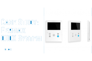Case Study: Fermax 2-Wire DUOX system for Nottingham retrofit