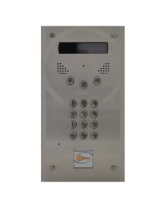 This samll image 02-0132-EN from Intratone is a product within Door Entry - Entrance Panels category from our extensive range at Door Entry Direct.