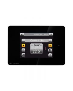 "Comelit 20003001 3.5"" Mini Touch programmable thermostat"