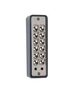 This samll image 217 from Bell is a product within Access Control - Keypads (stand alone) category from our extensive range at Door Entry Direct.