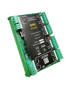 PAC 30155 DIN Mount 512 DCi Access Controller for Two Doors