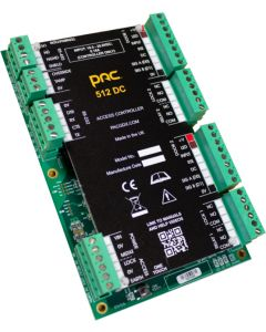 PAC Unboxed PAC 512 DC Access Controller - PCB only