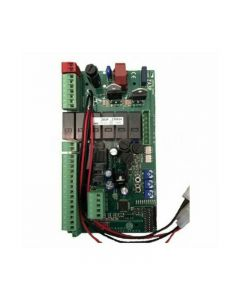CAME BPT 3199 ZA3P Single Control Board for 230V Swing Gates used for gate and barrier automation.