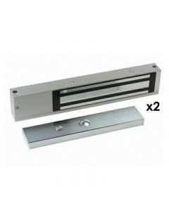 Alpro 250kg Double Mini Magnet Monitored