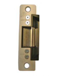 Adams Rite 7101-340-628 Electric Strike for Double Leaf Aluminium Doors for electric locking.