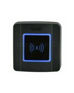 CAME BPT 806SL-0110 External Transponder Selector, with Blue Back-lighting For Access Control