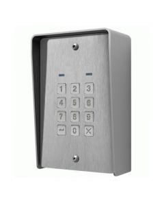 Videx V-8902/F Flushed back-lit stainless steel keypad with 1000 codes.