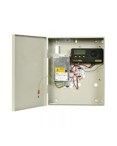 PAC 909022275 Boxed Easikey 250 Controller with 3Amp PSU in Metal Case for access control.