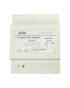 This samll image A2200 from Atigo is a product within Door Entry - Control Equipment category from our extensive range at Door Entry Direct.