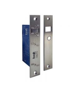 Alpro Cobalt-Mini Lock and Strike Plate