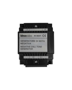 This samll image AV3023/1 from Bitron is a product within Door Entry - Control Equipment category from our extensive range at Door Entry Direct.