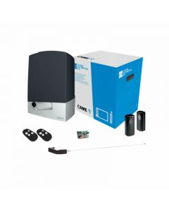 CAME BXV400GS-KIT Complete Sliding Gate Kit up to 400kg for gate automation.