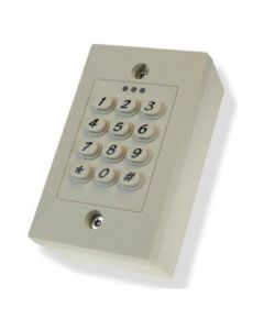 This samll image DG101-WI from ICS is a product within Access Control - Keypads (stand alone) category from our extensive range at Door Entry Direct.