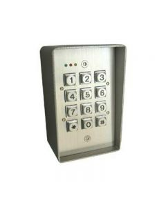 This samll image DG15WI from ICS is a product within Access Control - Keypads (stand alone) category from our extensive range at Door Entry Direct.