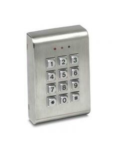 This samll image DG25WP from ICS is a product within Access Control - Keypads (stand alone) category from our extensive range at Door Entry Direct.