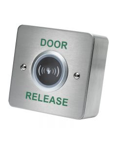 ICS DRB-IR-S Touch-Free Surface-Mount button with Range  and time adjustment