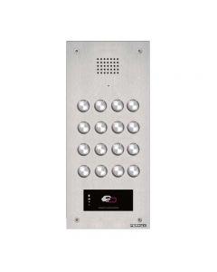Fermax SLA16X 16-Way Marine Audio Panel with Proximity Reader