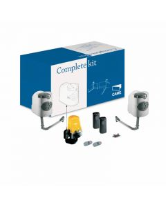 CAME FAST40-P-KIT Complete Kit for a Pair of 2.3m Swing Gates for gate automation.