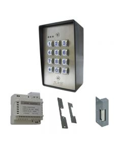 This samll image KDC60SS from SRS is a product within Access Control - Kits (Card or Proximity) category from our extensive range at Door Entry Direct.