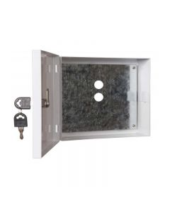 This samll image KP-LOCKBOX from RGL is a product within Accessories - Enclosures category from our extensive range at Door Entry Direct.
