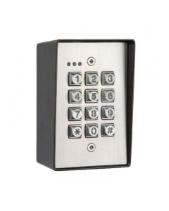 This base image KP50 from RGL is a product within Access Control - Keypads (stand alone) category from our extensive range at Door Entry Direct.