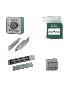 This samll image LP-MAG-MIN-INT from SRS is a product within Electric Locking - Locking Packs (kits) category from our extensive range at Door Entry Direct.