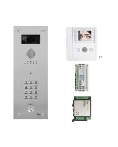 This samll image VRKAGCV1-5 from BPT is a product within Door Entry - Kits category from our extensive range at Door Entry Direct.