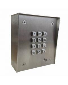 CAME BPT Keypad Module for X1 System Vandal Resistant Panels