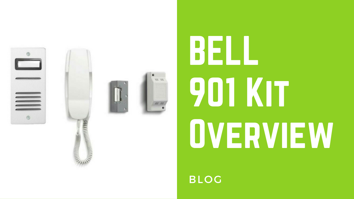 Bell 901 Kit on Door Entry Direct