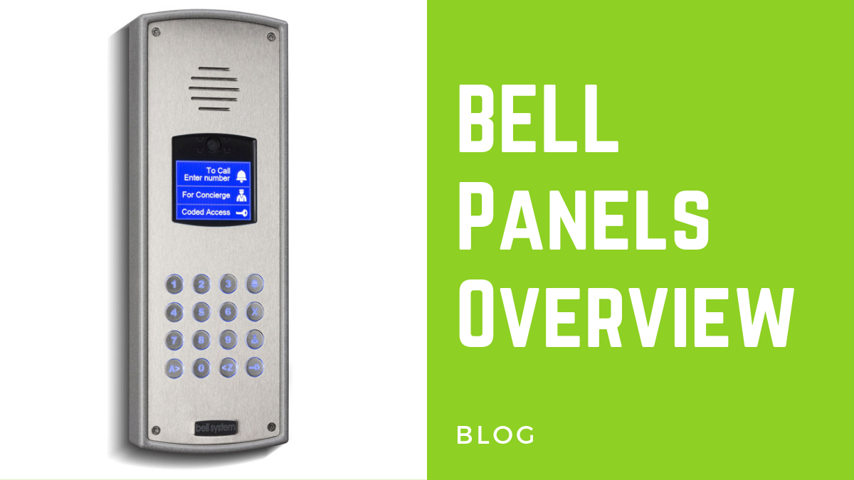 Bell Panels Blog from Door Entry Direct