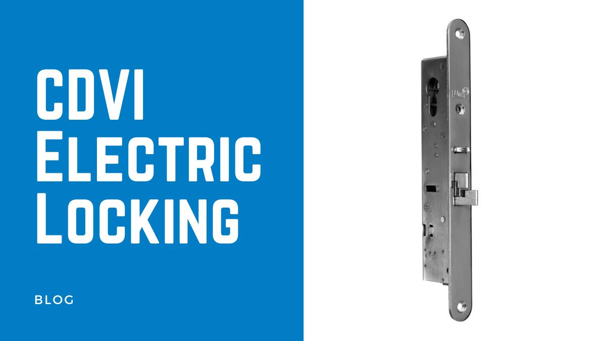 CDVi Electric Locking