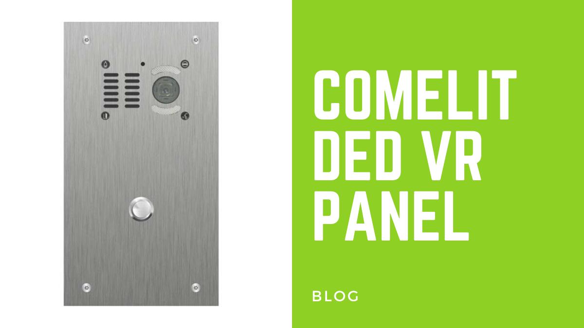 Comelit Vandal Resistant Door Entry Panels