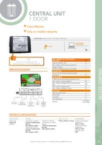 Intratone 03-0102-EN data sheet