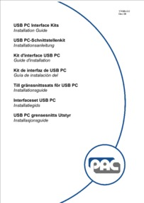 Entrotec installation guide for Oneprox office USB administration kit.