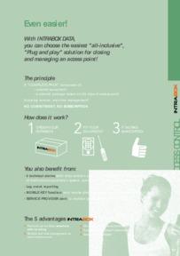 Intratone kit brochure