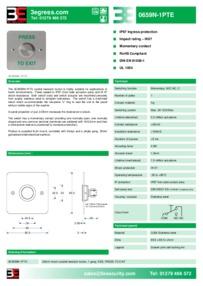 3E0659N-1PTE data sheet